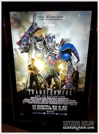 Film Review - Transformers : Age Of Extinction