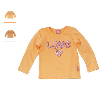 Leveret Solid Turtleneck Sweet & Soft Baby Girls Newborn Love Long Sleeve Tee Shirt