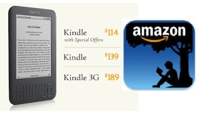 Amazon Launches Ad-Supported cheap Kindle in India