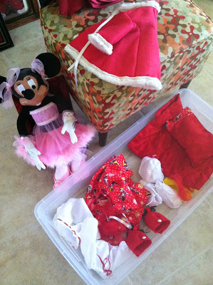 Minnie's Wardrobe