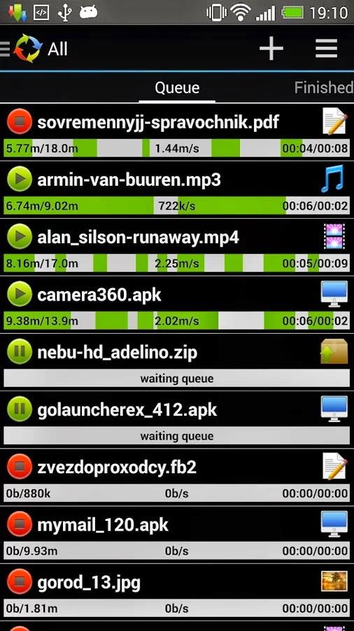 Advanced Download Manager Pro v3.6.2