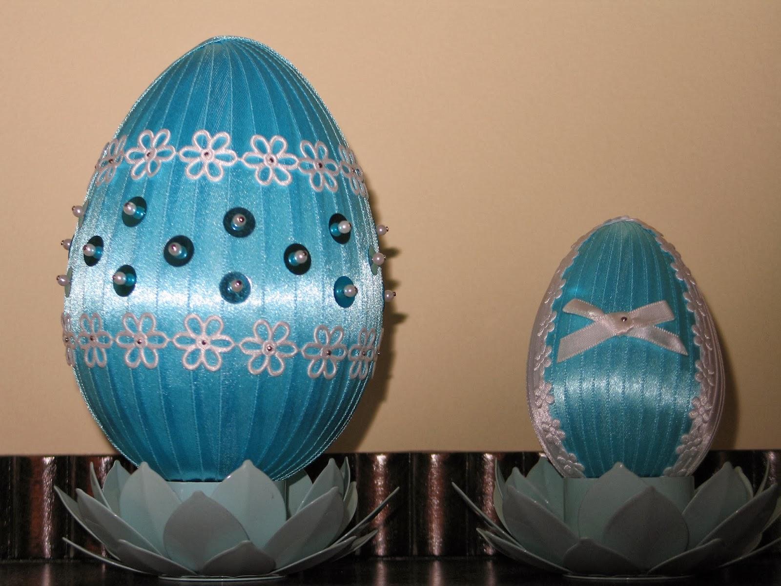 jajka ze styropianu