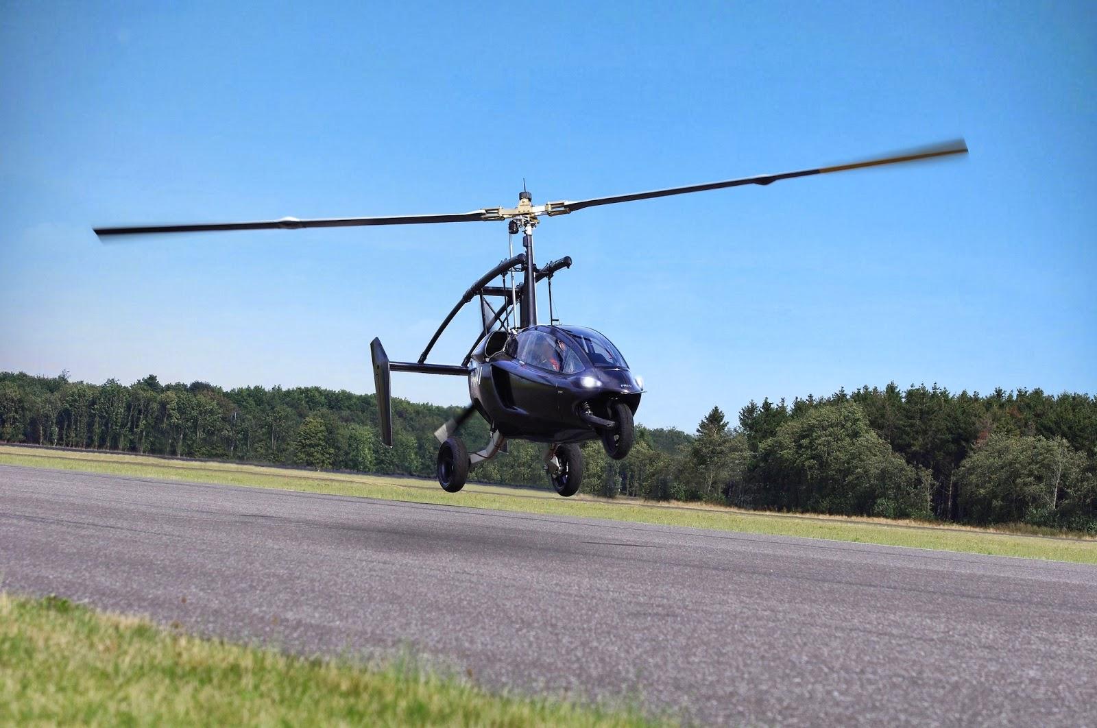 Carro Volador Holanda