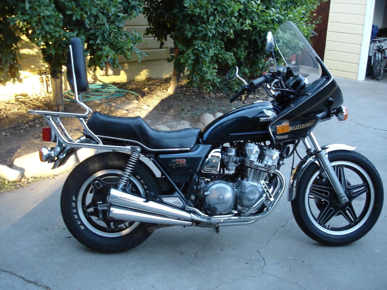 Milchapitas kustom bikes honda cb750 1980 by parker for 1980s honda motorcycles