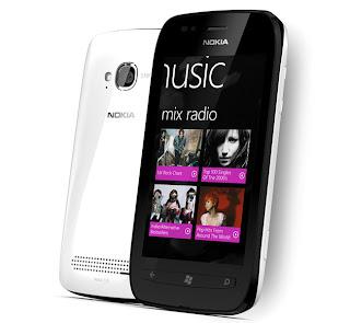 Spesifikasi Nokia Lumia 710