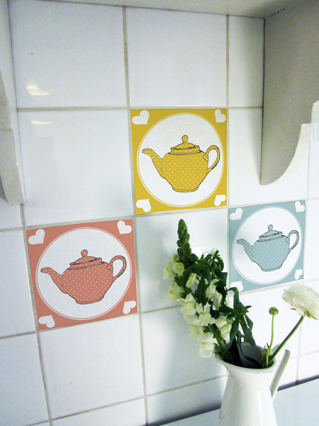Azulejos Baño Vinilo:más geniales para ti y para tu casa!: Cómo renovar los azulejos