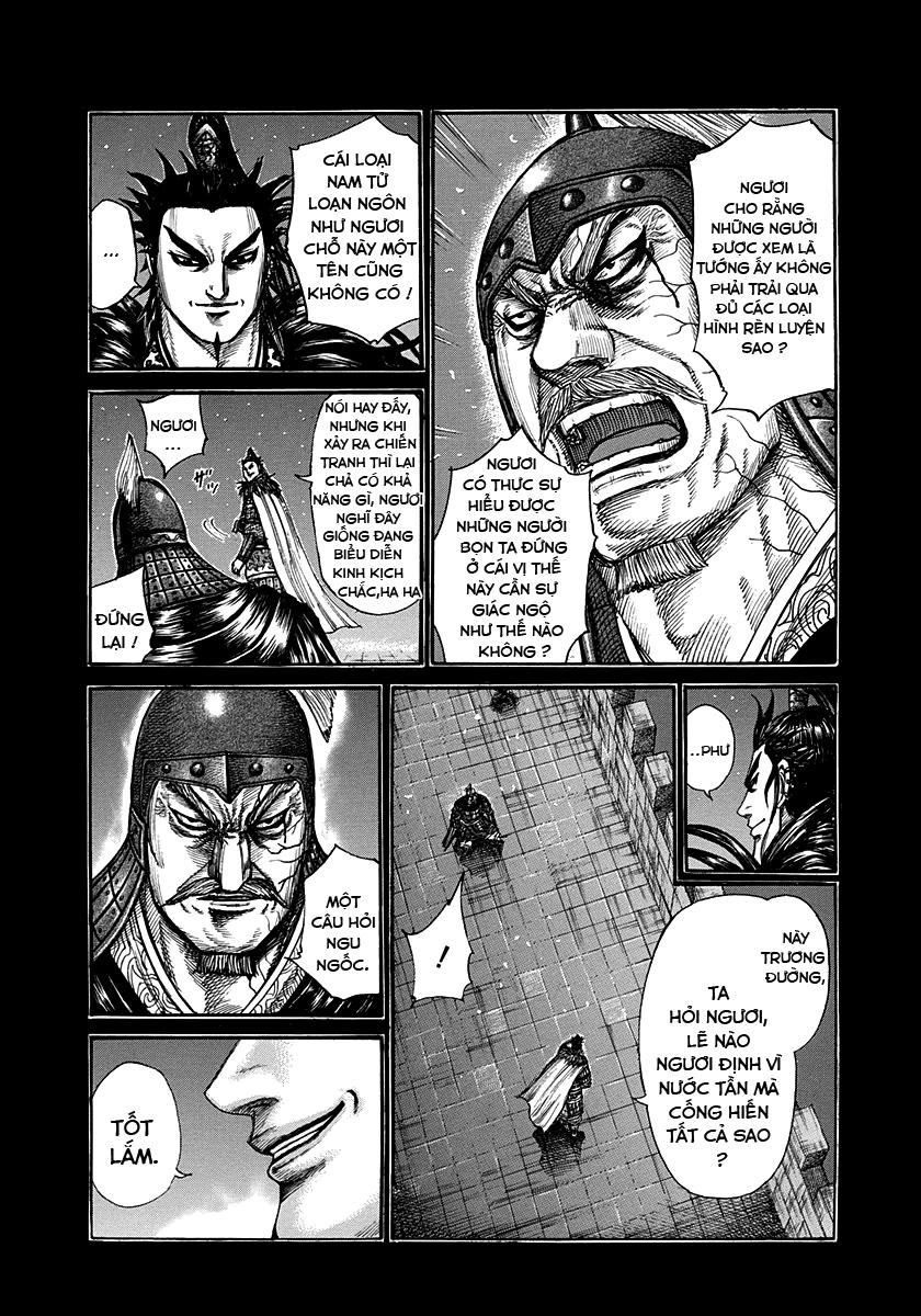Kingdom - Vương Giả Thiên Hạ Chapter 300 page 5 - IZTruyenTranh.com