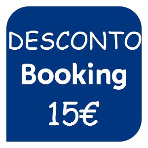 Reserva por aqui e ganha 15€
