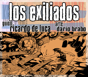 los exiliados. ricardo de luca/dario brabo