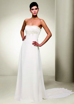 Empire Wedding Dresses 2 - Wedding Guest Dresses