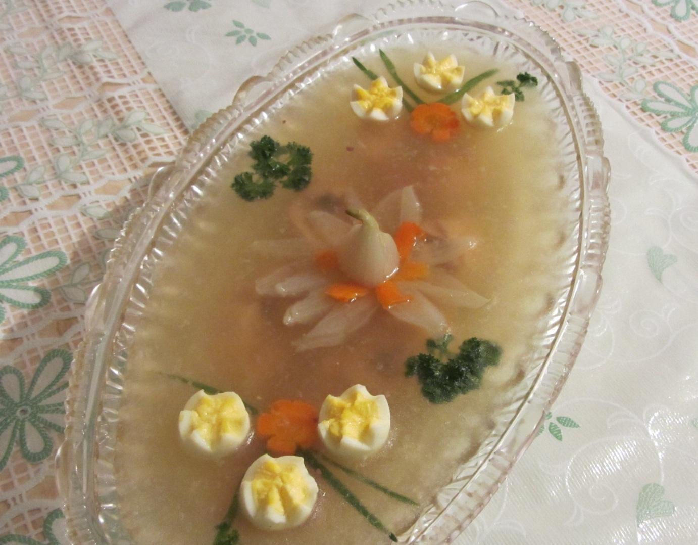 Рецепт заливного из щуки с пошаговым фото