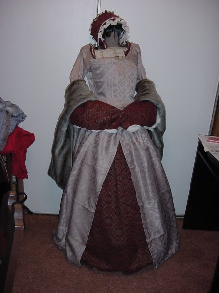 Catherine Parr Gown