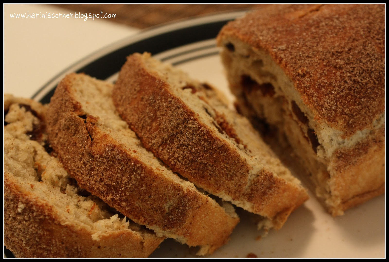 Sugar & Spice: Cinnamon Swirl Raisin Bread (with step by step pictures ...