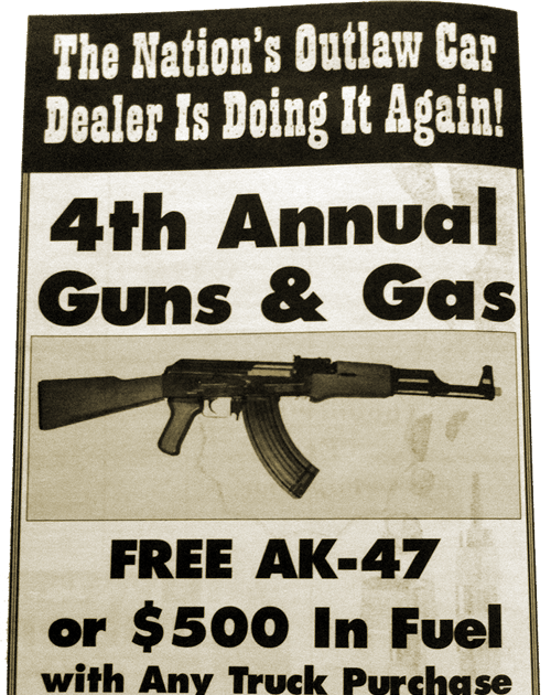 No Lawyers Only Guns And Money Max Motors Targeted By