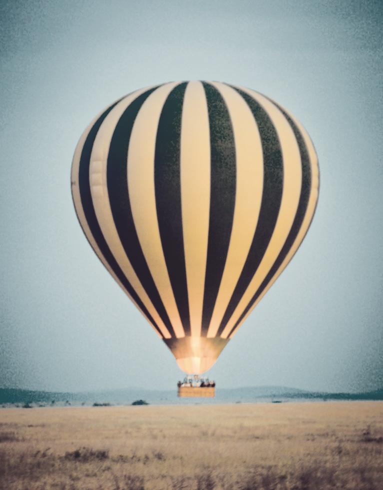 Gambar Balon Udara Yang Sangat Bagus | Kumpulan Gambar
