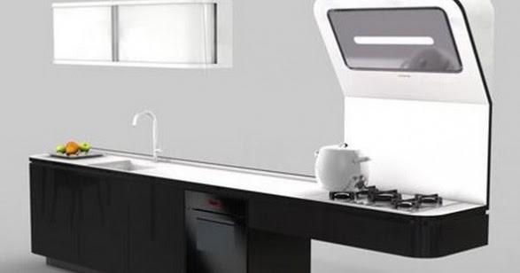 Dise o de cocina contempor nea y futurista decoraciones for Disenador de cocinas gratis