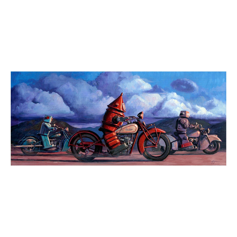 Desert Riders by Eric Joyner