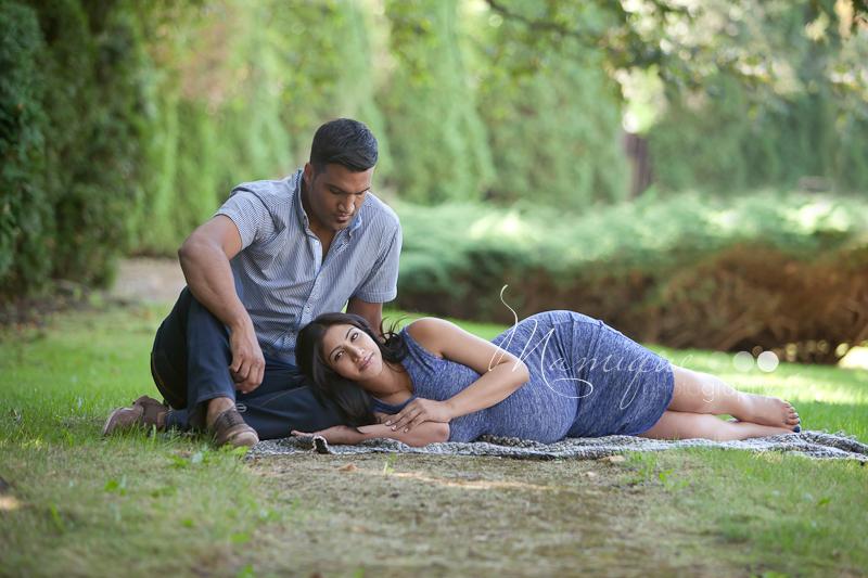 Outdoor pregnancy pictures