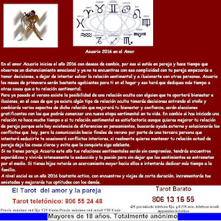 Horoscopo para el Amor Acuario 2016