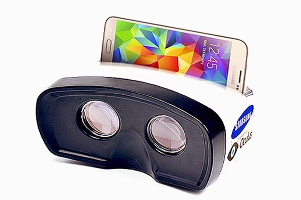 Tech News: Samsung Gear VR, goggles adapted to the Samsung ...