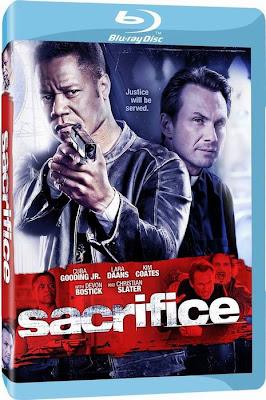 Sacrifice (2011) 720p BRRip 621MB mkv Dual Audio (RESUBIDA)