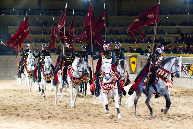 Medieval Times Dinner and Tournament #spon