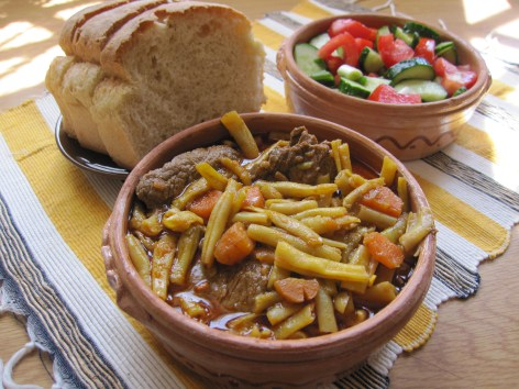 Bishtaja -Green Beans