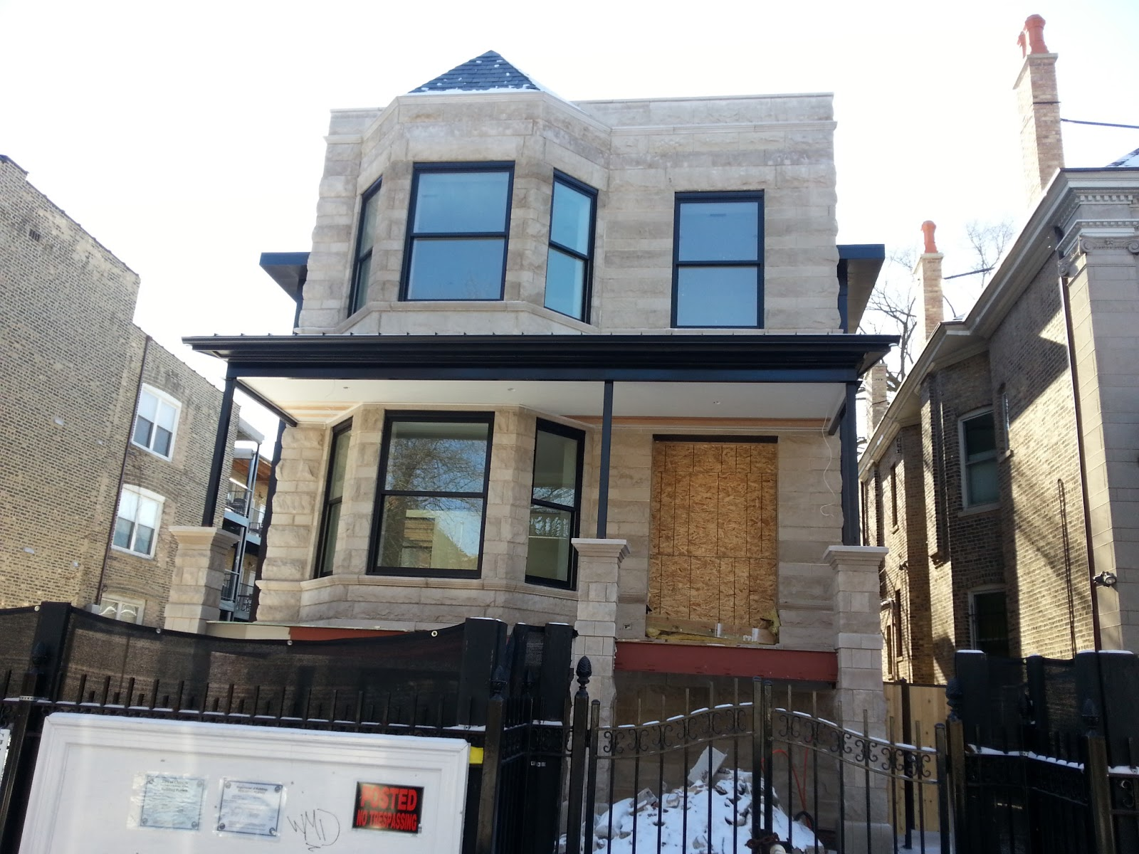 The chicago real estate local january 2013 for The addison house
