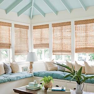 Coastal style beach chic decorating ideas for Beach chic living room ideas
