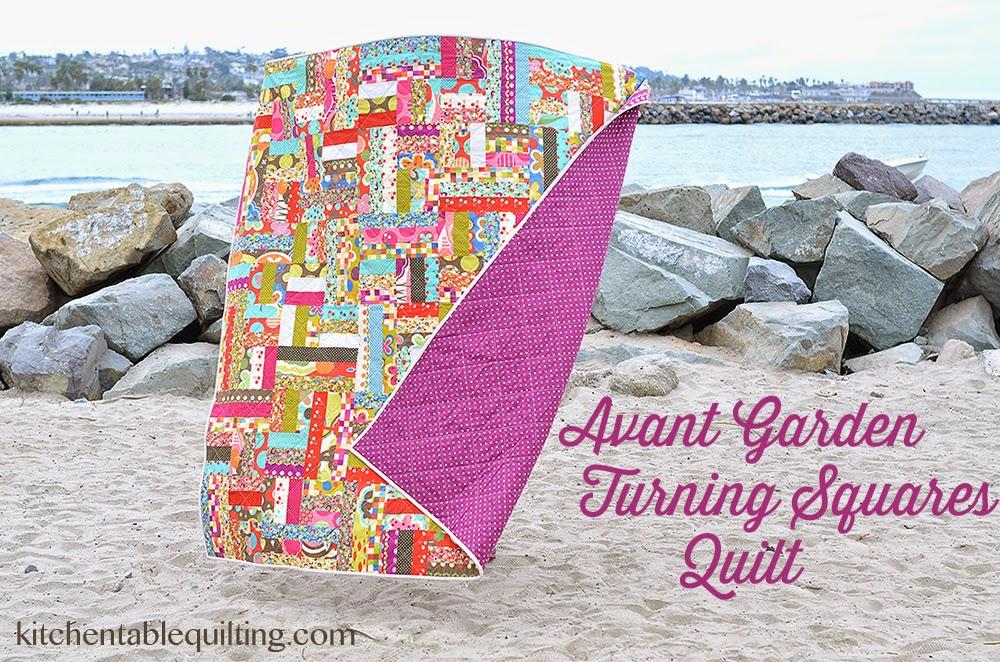 avant garden quilt - Avant Garden
