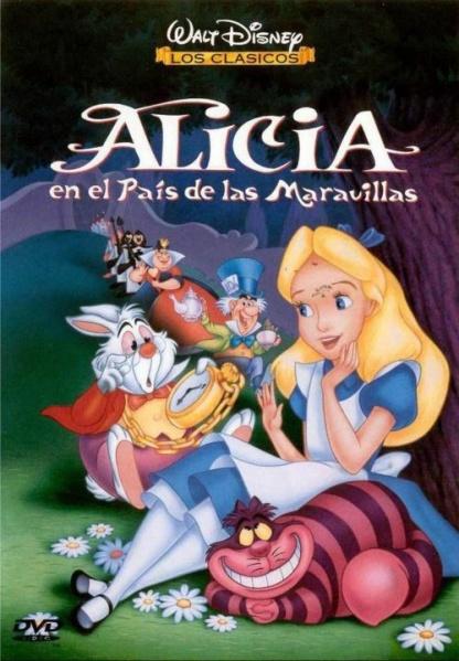 Alicia en el pa s de las maravillas 1951 animatoons - Conejo de alicia en el pais de las maravillas ...