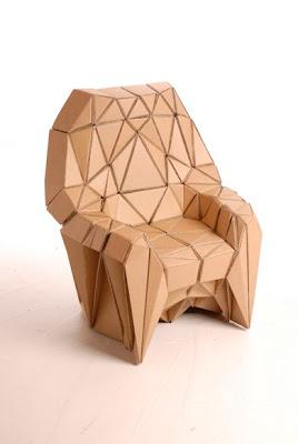 Muebles De Cart N Una Alternativa De Reciclaje Taringa