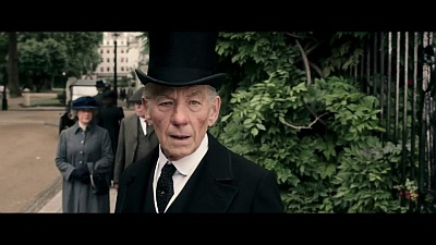 Mr. Holmes (Movie) - UK Trailer - Screenshot