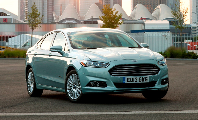 Ford Mondeo, fourth generation