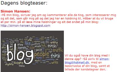 Prøv den gratis blogger-app