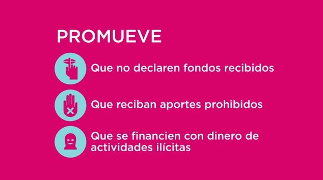 ¿Cómo se financian los partidos políticos en Argentina?