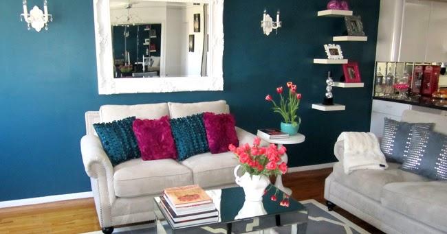 Belle maison reader snapshot fran 39 s living room for Belle maison interieur design