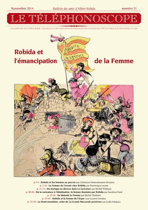 n°21 - Robida et l'émancipation de la Femme