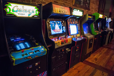 Arcade Bar Arcadium