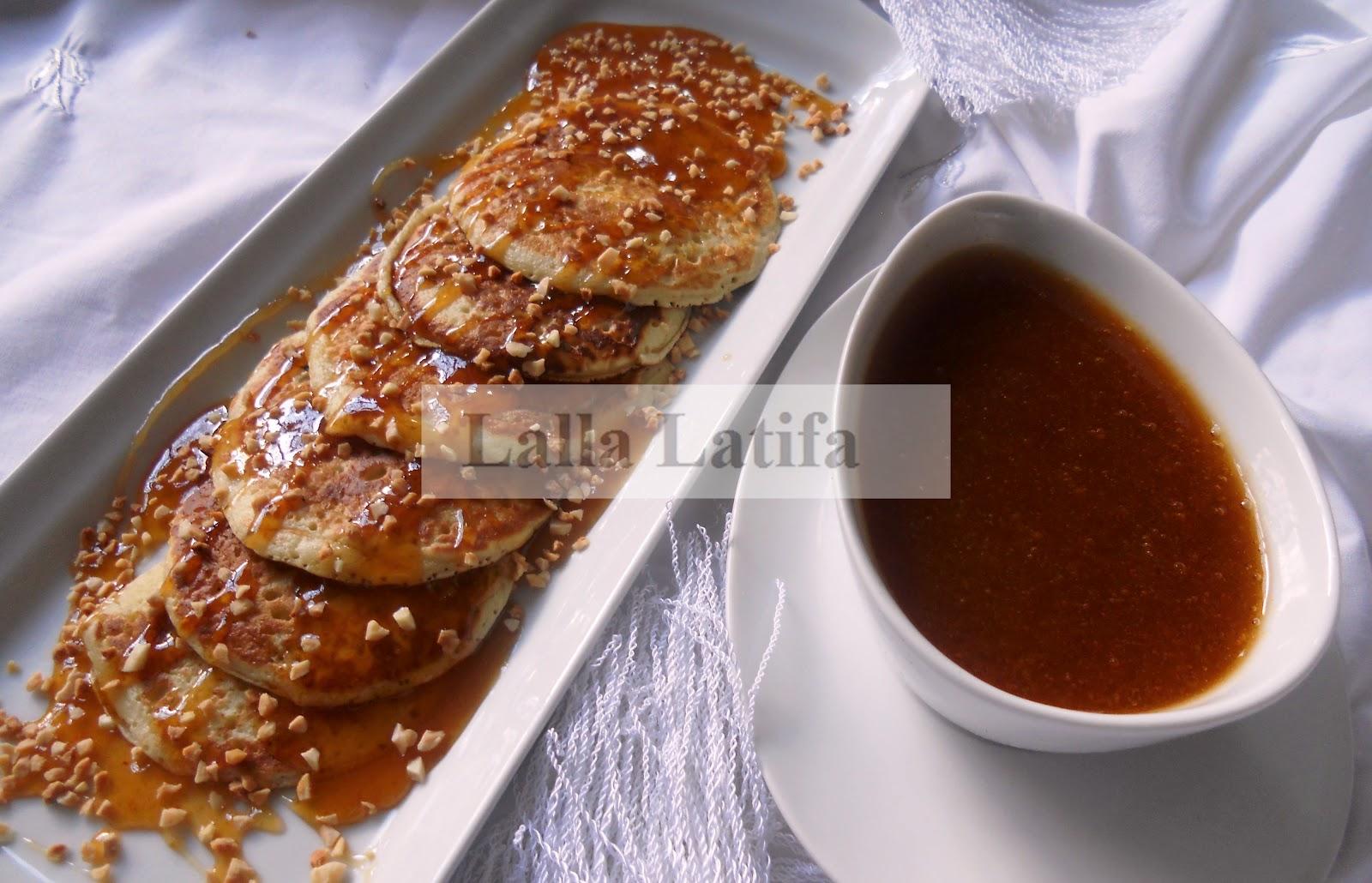 Les secrets de cuisine par latifa les pancakes for Secrets de cuisine