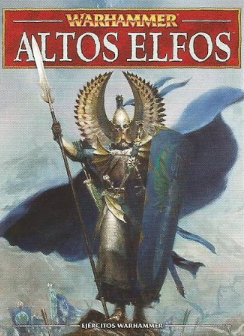 (Updated) High Elf Army Book Cover and More Pics
