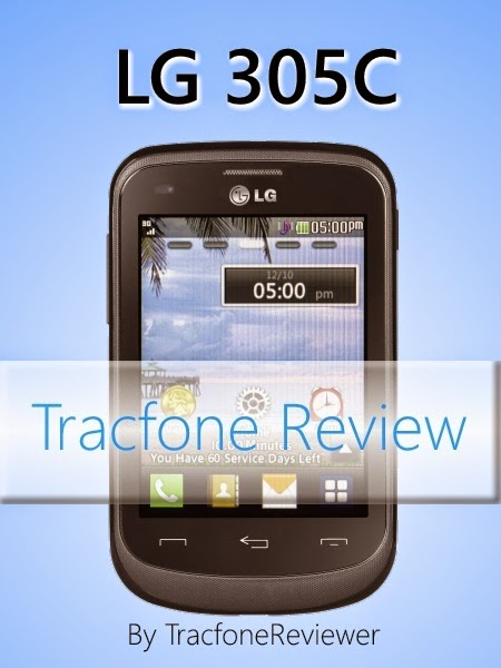 TracFone Promo codes for Get the LG 305C