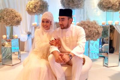 Liyana Jasmay dan Fathuddin Mazlan Bernikah