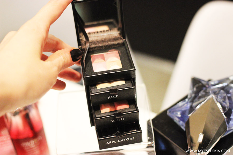 world duty free, #jetsetbeauty, mw nails, blogger event, my pale skin, high end beauty, givenchy, ysl,