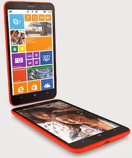 Gambar Phablet Nokia Lumia 1320