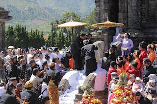 dieng culture festival 2013