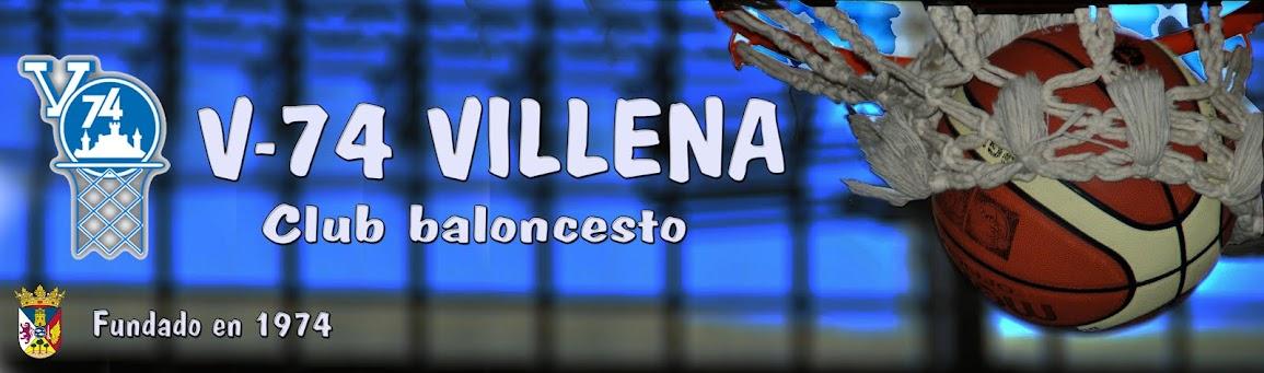 V-74 Club Baloncesto Villena