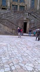 Plaza del Obradoiro, Santiago de Compostela