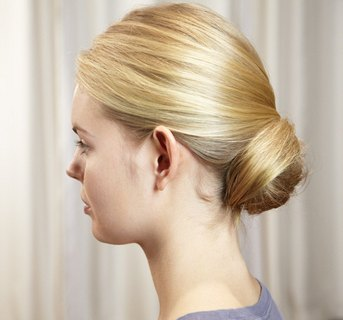 Bun Hairstyles How To Make A Low Bun