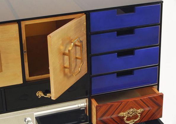 Boca do lobo exclusive design mobili artigianato design - Mobili restaurati ...